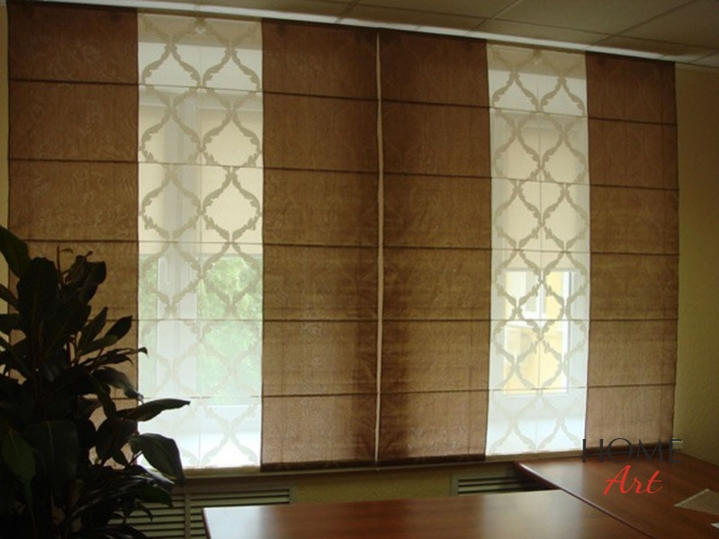 Great Japanese (panel System) Curtains | Home Art