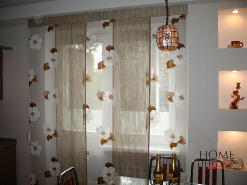 Красивые шторы на кухню: фото дизайна, распространенные моде.