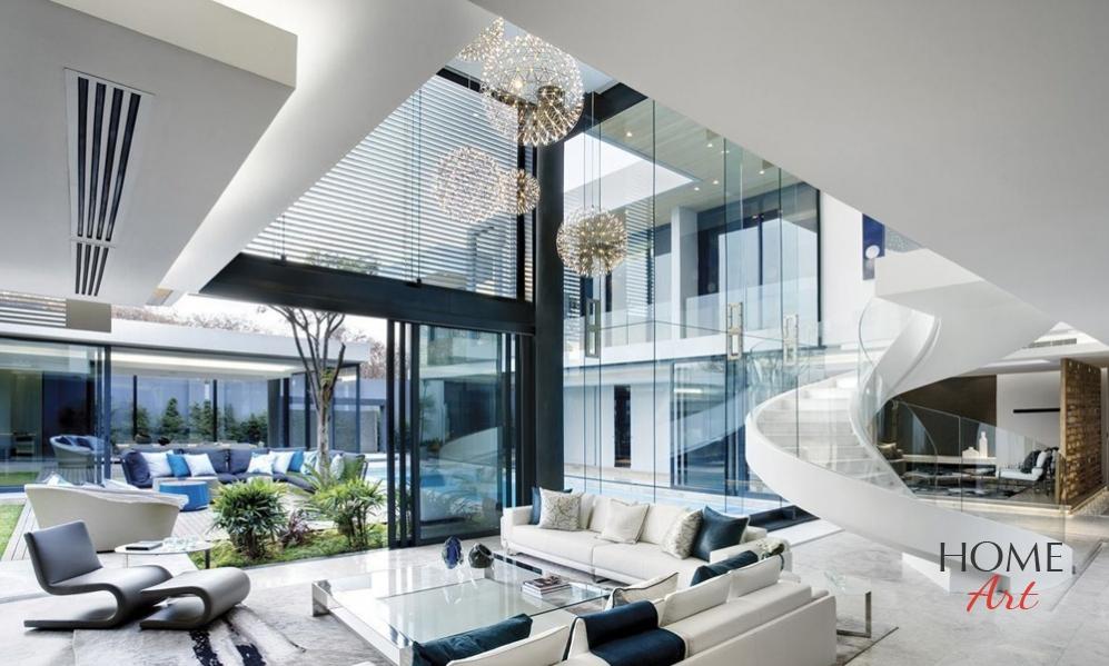 Hi Tech Home Art